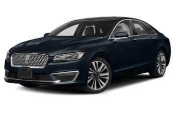 2019 Lincoln MKZ - Rhapsody Blue