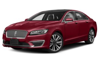 2019 Lincoln MKZ - Ruby Red Metallic Tinted Clearcoat