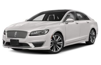 2019 Lincoln MKZ - White Platinum Tri-Coat Metallic