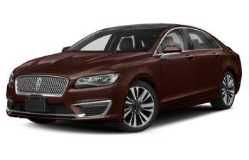 2019 Lincoln MKZ - Crystal Copper Metallic Tinted Clearcoat