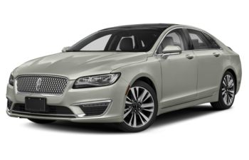2019 Lincoln MKZ - Ceramic Pearl Metallic Tinted Clearcoat