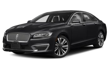 2019 Lincoln MKZ - Infinite Black Metallic