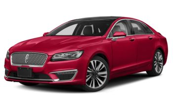 2020 Lincoln MKZ - Red Carpet Metallic Tinted Clearcoat