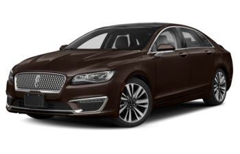 2020 Lincoln MKZ - Magma Red Clearcoat