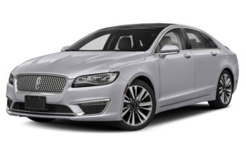 2020 Lincoln MKZ - Silver Radiance Metallic