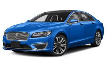 2020 Lincoln MKZ - Empire Blue Met Tinted Clearcoat