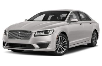 2020 Lincoln MKZ Hybrid - White Platinum Metallic Tri-Coat