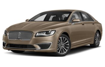 2020 Lincoln MKZ Hybrid - Iced Mocha Metallic