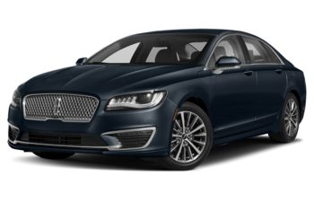 2020 Lincoln MKZ Hybrid - Rhapsody Blue
