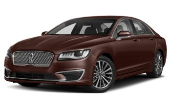 2019 Lincoln MKZ Hybrid - Crystal Copper Metallic Tinted Clearcoat