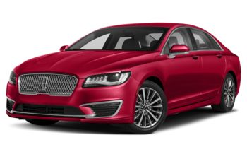 2020 Lincoln MKZ Hybrid - Red Carpet Metallic Tinted Clearcoat