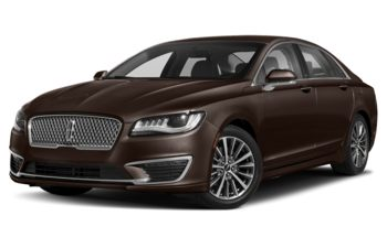 2020 Lincoln MKZ Hybrid - Magma Red Clearcoat