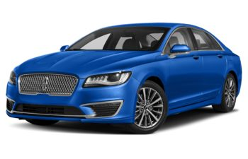2020 Lincoln MKZ Hybrid - Empire Blue Met Tinted Clearcoat