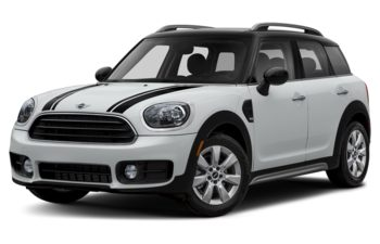 2020 Mini Countryman - Light White