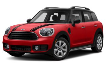 2020 Mini Countryman - Chili Red