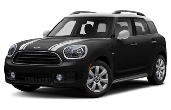 2020 Mini Countryman - Midnight Black Metallic
