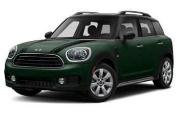 2020 Mini Countryman - British Racing Green IV
