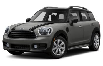 2020 Mini Countryman - Moonwalk Grey Semi-Metallic