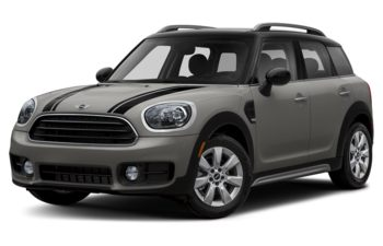 2020 Mini Countryman - Melting Silver Metallic