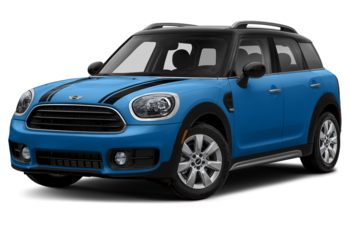 2020 Mini Countryman - Island Blue Metallic