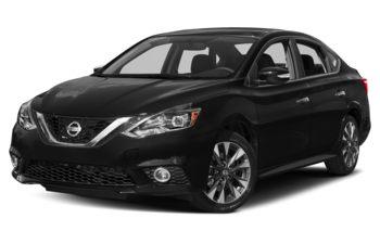 2018 Nissan Sentra - Super Black
