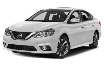 2017 Nissan Sentra - Aspen White Pearl