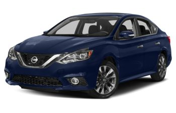2018 Nissan Sentra - Deep Blue Pearl Metallic