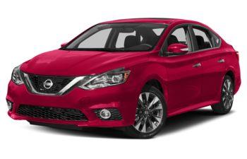 2018 Nissan Sentra - Scarlet Ember