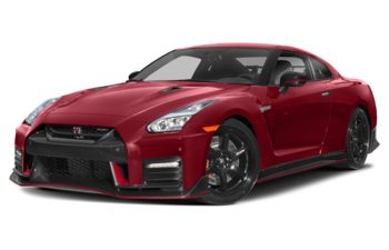 2017 Nissan GT-R - Solid Red