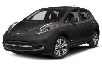 2017 Nissan LEAF - Super Black