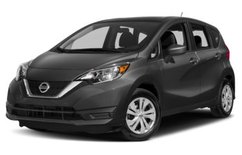 2018 Nissan Versa Note - Gun Metallic