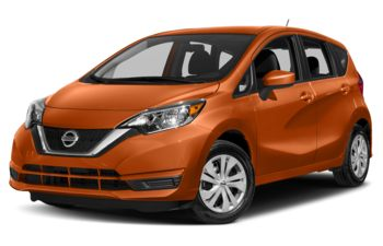2018 Nissan Versa Note - Monarch Orange Metallic