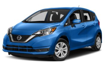 2017 Nissan Versa Note - Gun Metallic