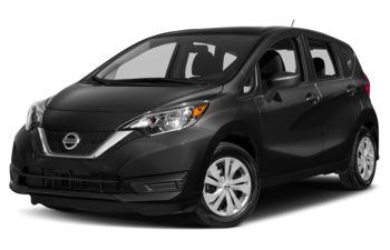 2019 Nissan Versa Note - Super Black