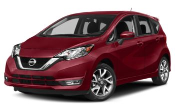 2018 Nissan Versa Note - Cayenne Red Metallic