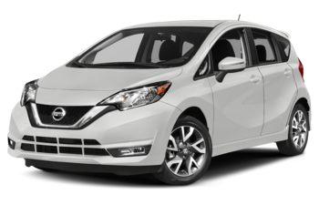 2018 Nissan Versa Note - Aspen White Pearl