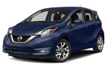 2018 Nissan Versa Note - Deep Blue Pearl