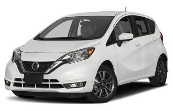 2017 Nissan Versa Note - Aspen White Pearl