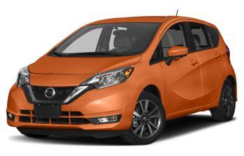2017 Nissan Versa Note - Monarch Orange