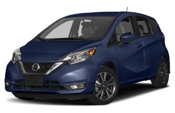 2017 Nissan Versa Note - Deep Blue Pearl