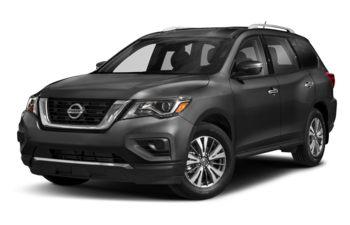 2018 Nissan Pathfinder - N/A