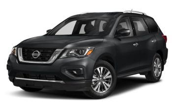 2018 Nissan Pathfinder - Magnetic Black Metallic