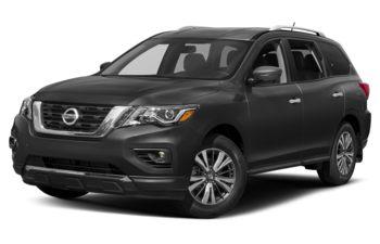 2020 Nissan Pathfinder - Gun Metallic