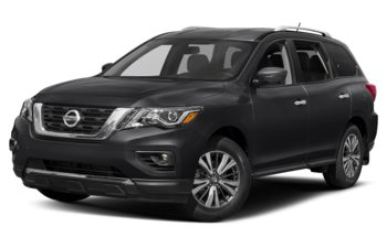 2019 Nissan Pathfinder - Magnetic Black Metallic