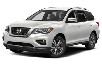 2020 Nissan Pathfinder - Pearl White