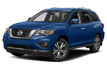 2020 Nissan Pathfinder - Caspian Blue Metallic