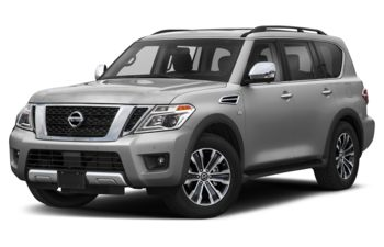 2018 Nissan Armada - Super Black