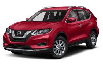 2019 Nissan Rogue - Scarlet Ember Pearl