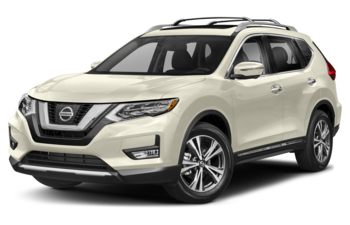 2019 Nissan Rogue - Pearl White