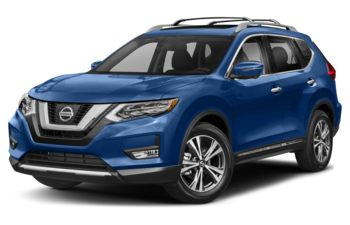 2018 Nissan Rogue - Monarch Orange Metallic